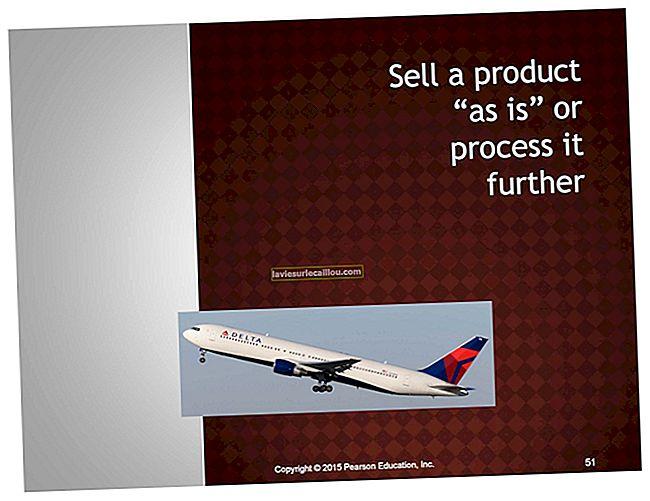 Продати або обробити подальше рішення