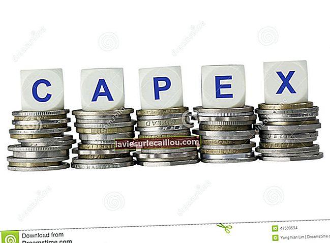 자본 지출의 예