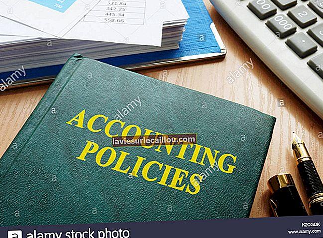 회계 정책
