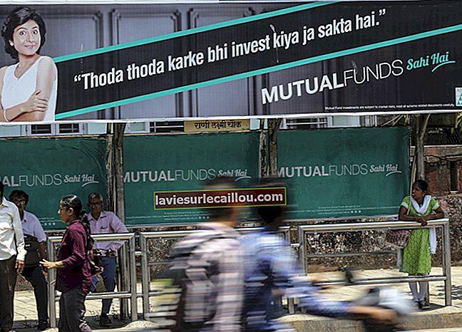 상호 배타적 인 투자