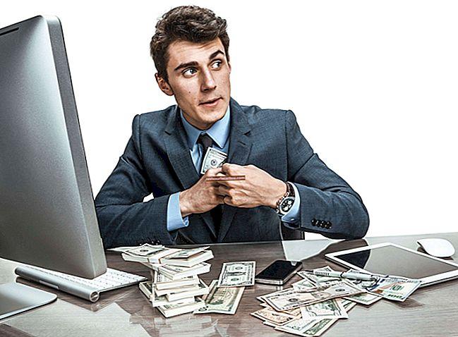 Παραδείγματα εταιρικής απάτης