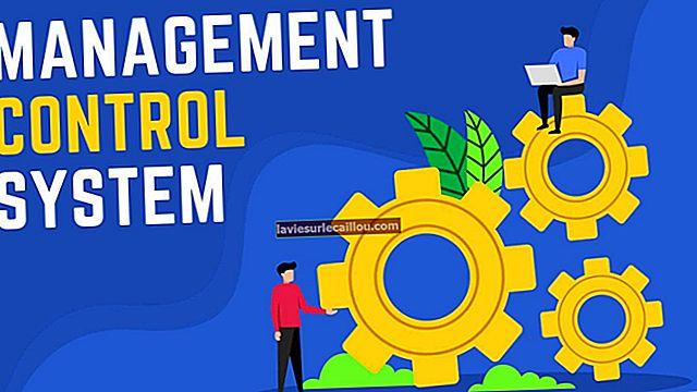 Sistem de control al managementului