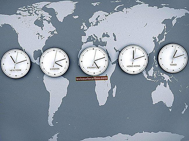 Varianța timpului