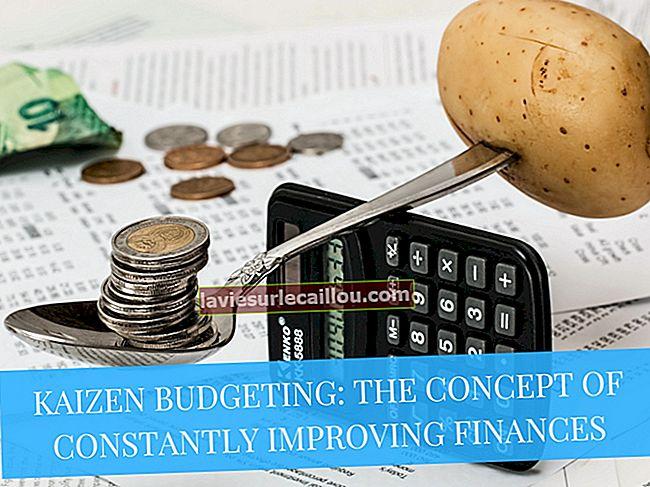 Kaizen 예산