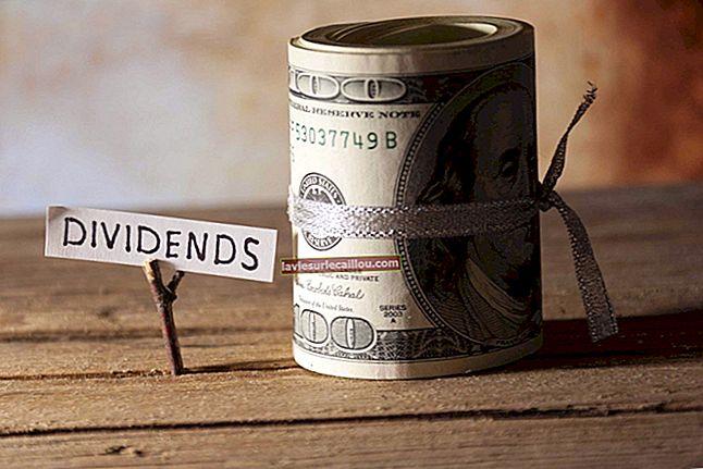 현금 배당금을 계산하는 방법