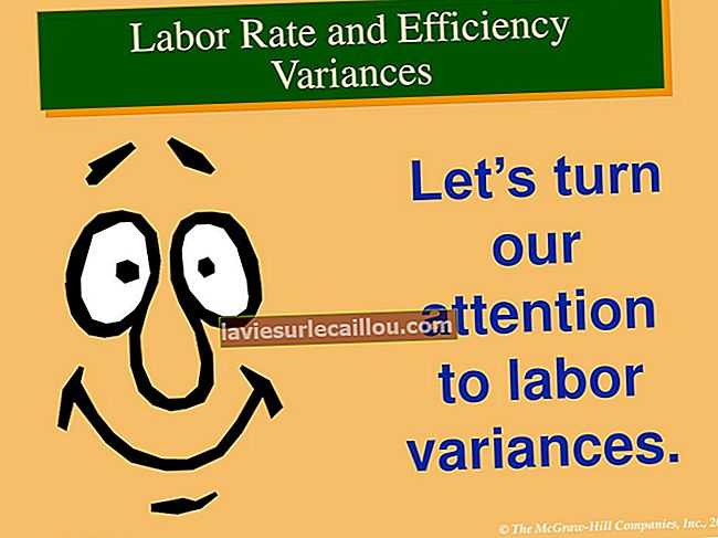 노동 효율성 차이