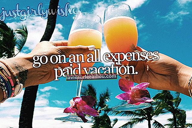 Cheltuieli de plată pentru vacanță