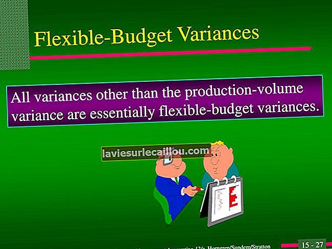 Ο ευέλικτος προϋπολογισμός