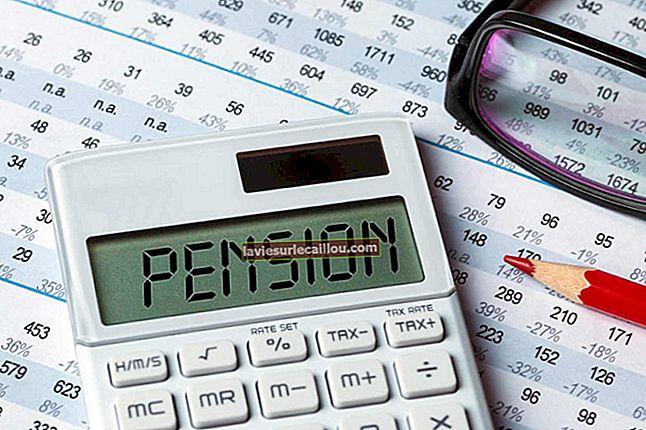 Obračunavanje pokojnin