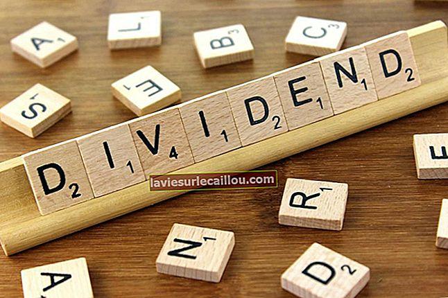 Ali se dividende štejejo za odhodek?