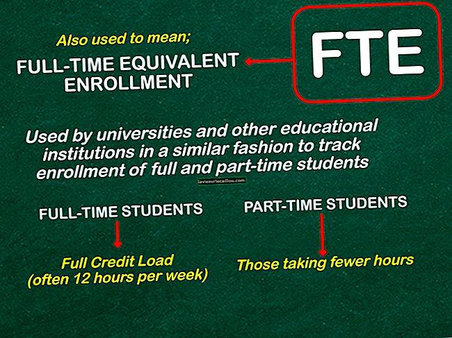FTE 계산 방법